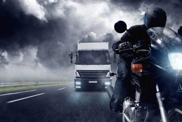 Motorbikes speed