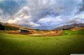 Beautiful golf course